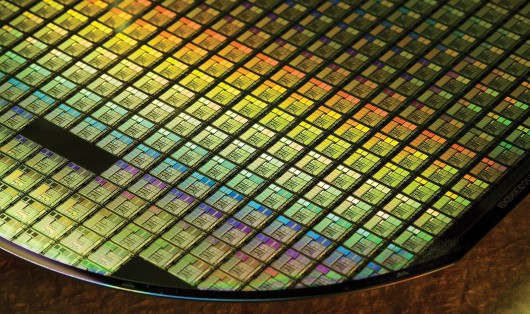 Produkcja procesorów -1