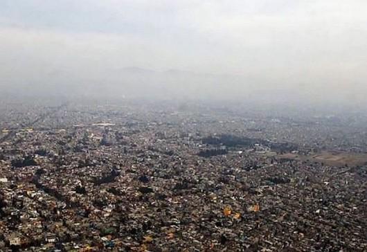 Smog nad Meksykiem 1