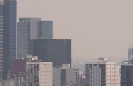 Smog nad Meksykiem 2