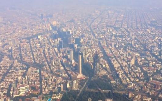 Smog nad Meksykiem 3