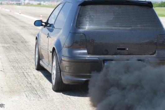 Spaliny zagrażają środowisku