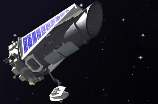 Teleskop Keplera