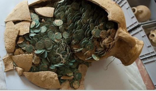 Wielki skarb pod Sewillą