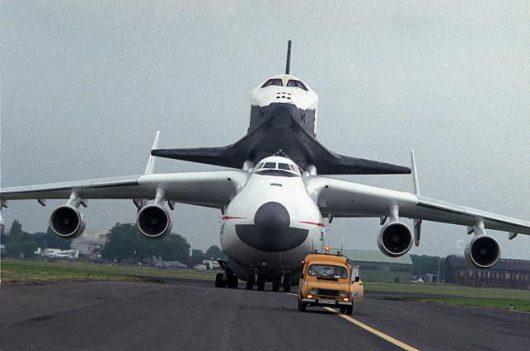 Antonov An-225 Mrija -3