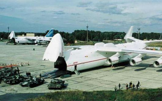 Antonov An-225 Mrija -4
