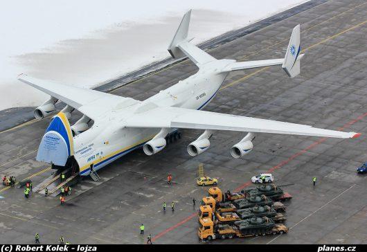 Antonov An-225 Mrija -9