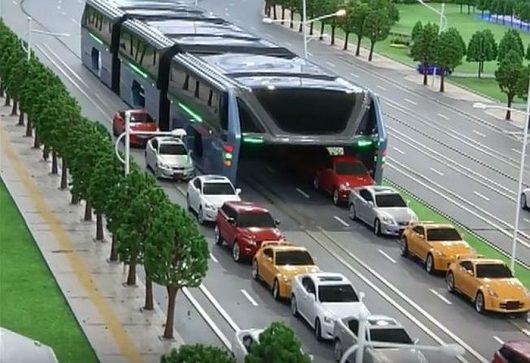 Autobus tunel