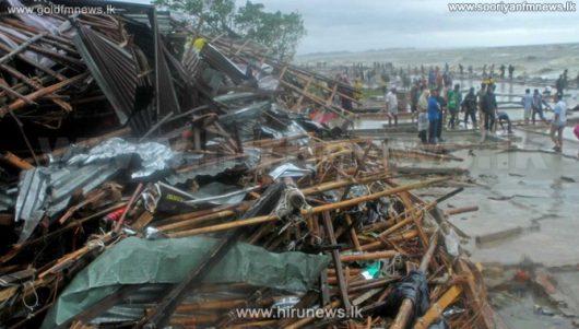 Bangladesz - Cyklon zabił co najmniej 21 osób -1