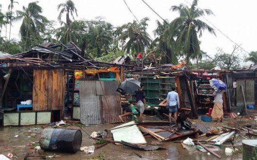 Bangladesz - Cyklon zabił co najmniej 21 osób -3