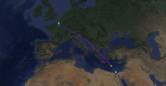 Egipt - Zaginął samolot linii EgyptAir -3
