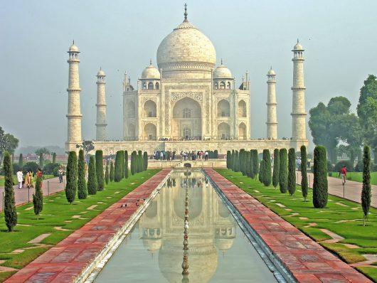 Indie - Tadż Mahal