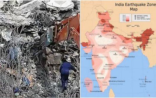 Kaszmir zagrożony potężnym trzęsieniem ziemi