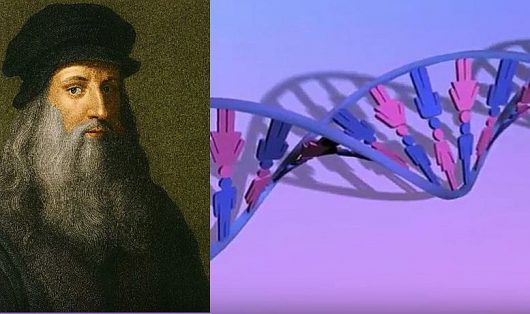 Naukowcy chcą ustalić DNA Leonarda da Vinci