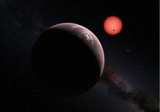 Odkryto trzy nowe planety możliwe do zamieszkania