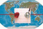 Odległość od równika ma wpływ na nasze ciśnienie