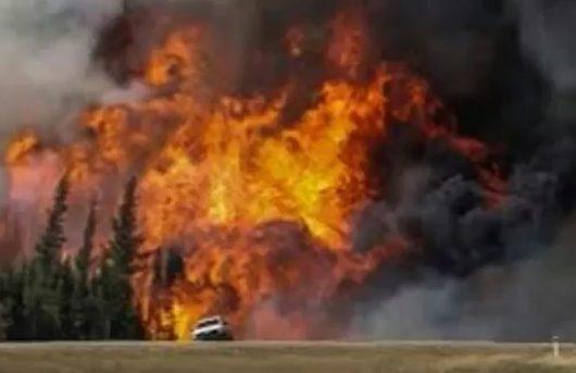 Pożar w Kanadzie 4