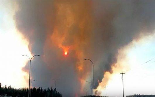 Pożar w Kanadzie 5