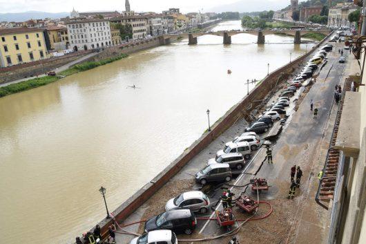 Rozpadlina we Florencji 4