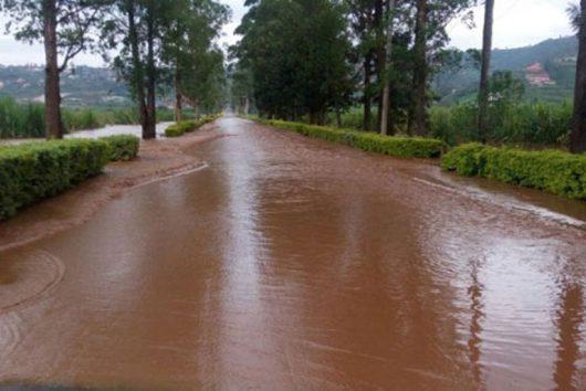 Rwanda, Afryka - Ulewne deszcze zabiły 49 osób -1
