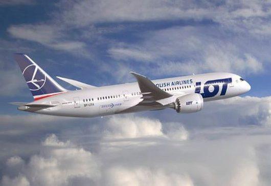 Trwa naprawa Boeninga 787 który został trafiony piorunem