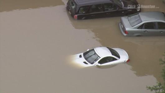 USA - Ogromne opady deszczu w Teksasie -9