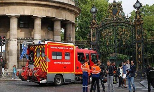W Paryżu piorun poraził 11 osób