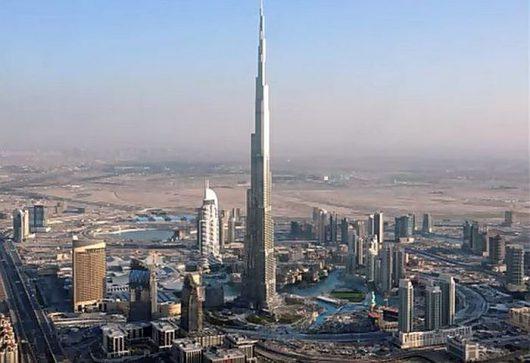 Zjednoczone Emiraty Arabskie mają zamiar wybudować sztuczną górę