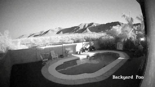 Arizona, USA - Meteor rozświetlił noc