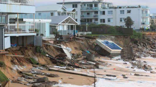 Australia - Duże straty po powodzi -3