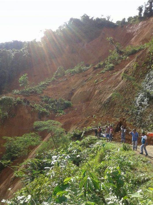 Chocó, Kolumbia - Lawina błotna zabiła co najmniej 8 osób -2