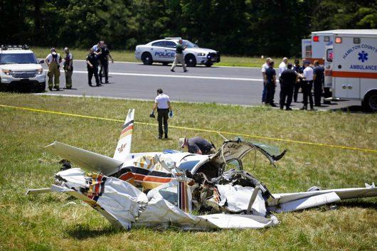 Collegedale, USA - Mały samolot rozbił się podczas lądowania, zginęły 2 osoby