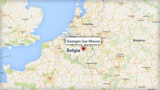Do wypadków doszło w Georges-Sur-Meuse