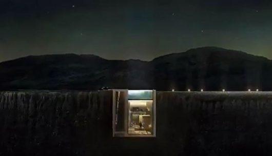 Dom wewnątrz klifu 7
