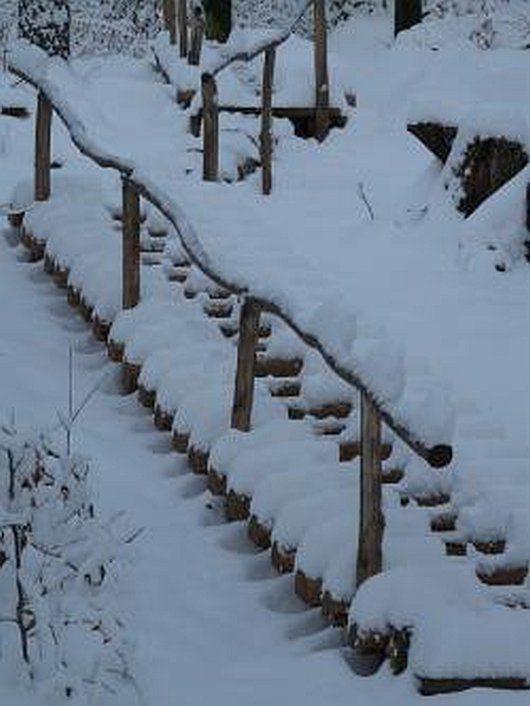 Finlandia - Burza śnieżna w czerwcu -2