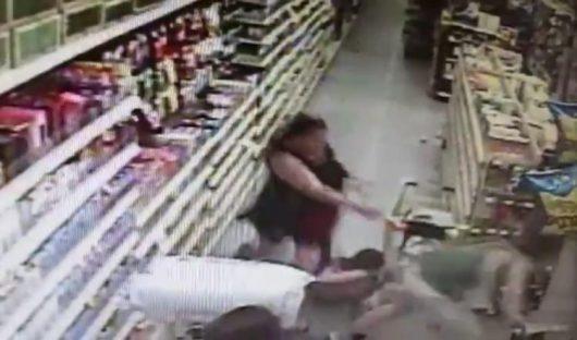 Hernando, USA - W biały dzień w sklepie z kamerami chciał porwać 13-latkę ze sklepu