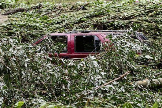 Historyczna powódź w Wirginii 3