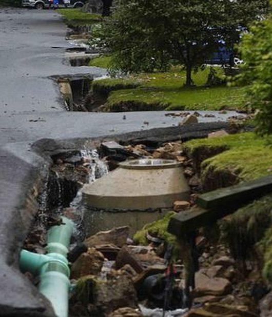 Historyczna powódź w Wirginii 5