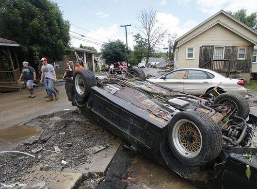 Historyczna powódź w Wirginii 6