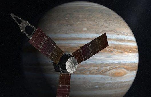 Juno coraz bliżej Jowsza
