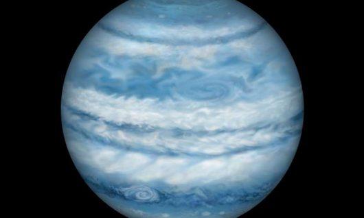 Kepler-1647b jest podobnym do Jowisza gazowym olbrzymem