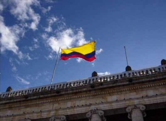 Koniec 50-letniej wojny w Kolumbii