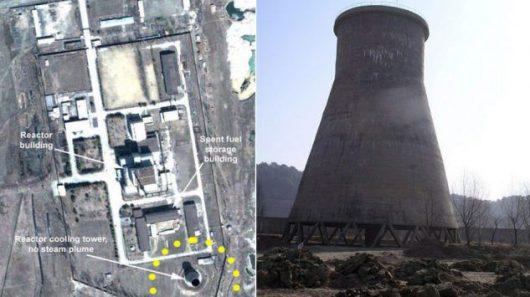 Korea Północna prawdopodobnie wznowiła produkcje plutonu w zakładzie w Jongbjon, rocznie mogą wyprodukować 6 kg tego pierwiastka -1