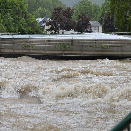 Niemcy - Na południu kraju ogłoszono stan klęski powodziowej -10