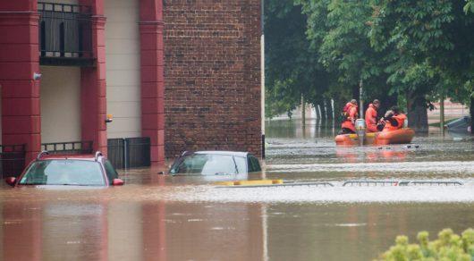 Niemcy - Na południu kraju ogłoszono stan klęski powodziowej -18