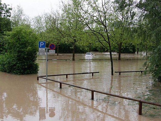 Niemcy - Na południu kraju ogłoszono stan klęski powodziowej -20