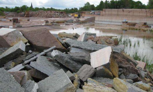 Nieznany dotąd meteoryt znaleziony został w kamieniołomie Thorsberg w Szwecji