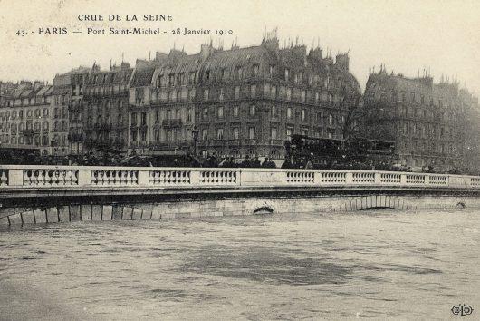 Sekwana 1910 r