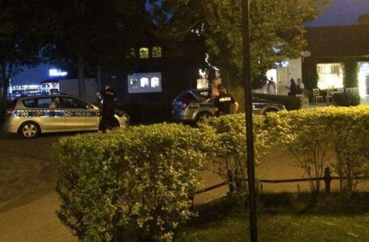 Sopot, Polska - 36-latek strzelał z broni hukowej w restauracji pełnej klientów