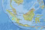Sumatra - Trzęsienie ziemi o sile 6.5 w skali Richtera, wstrząsy odczuwalne aż w Singapurze