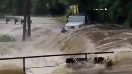 USA - Ogromna powódź w Teksasie zabiła już 16 osób -6